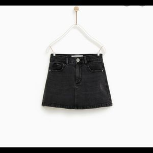 🌿🍁Zara kids denim collection jean skirt 🦊🌳🍂
